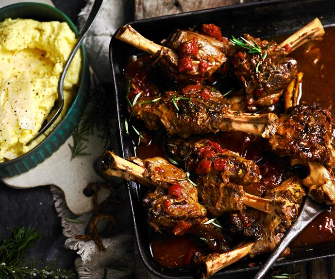 The ultimate lamb shanks recipe collection