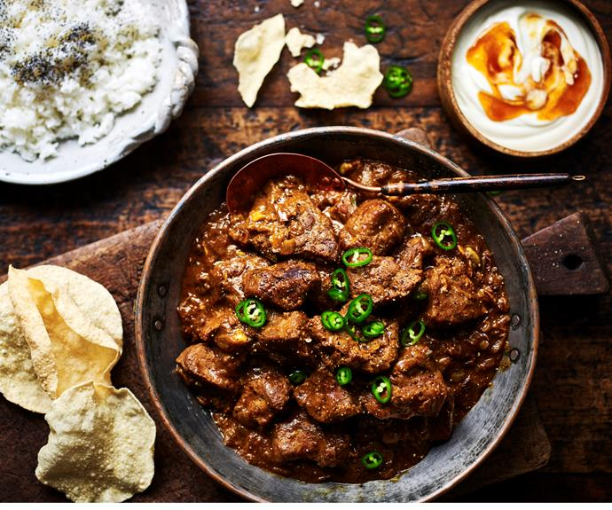 """**[Slow-cooker beef korma](https://www.womensweeklyfood.com.au/recipes/beef-korma-32466