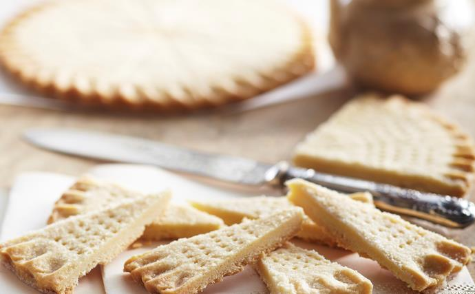 Must - have bakes, baking christmas - Shortbread