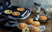 20 delicious recipes to try in your Kmart pie maker