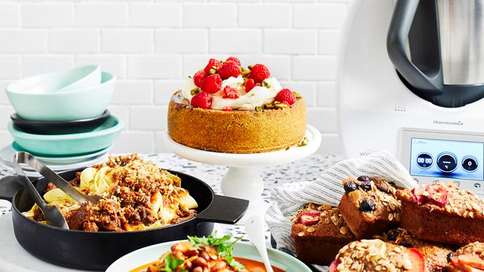10 terrific recipes to make in your Thermomix