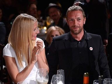 Gwyneth Paltrow and Chris Martin split!