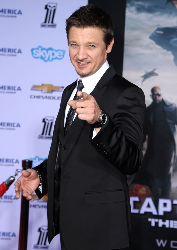 "**Jeremy Renner:** Speaking to UK paper *The Guardian*, the *American Hustle* actor had plenty to say when the word 'Kardashian' came up, ""Oh, all those ridiculous people with zero talent who spend their lives making sure everyone knows their name. Those stupid, stupid people."" Safe to say, he's never spent a weekend binge-watching *KUWTK* (and has no idea what he's missing out on)."