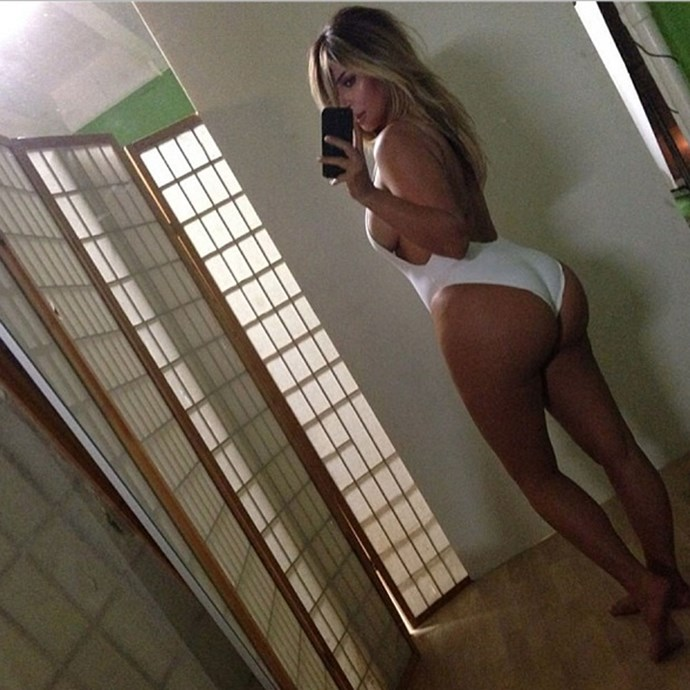 **Kim Kardashian:** It may not have been the one that started it all, but it was definitely the one that went the most viral - and spawned the most copies. The internet ignited after Kim addressed her post-pregnancy weight critics in a bold way (and Kanye was *behind* her 100%).