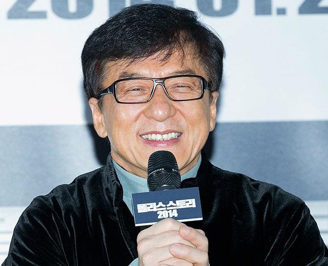 "Turns out Kung-Fu isn't the only physical activity Jackie Chan likes to do in front of the camera. In 2006 it came out that he had starred in an 'adult comedy' called *All in the Family*, but he shrugged it off as no biggy, ""I had to do anything I could to make a living 31 years ago, but I don't think it's a big deal, even Marlon Brando used to be exposed in his movies,"" he said."
