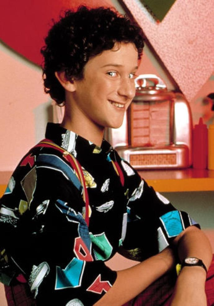 Screech Powers from *Saved by the Bell* (real name, Dustin Diamond) made and released his own sex tape in 2006, entitled *Screeched—Saved by the Smell*.