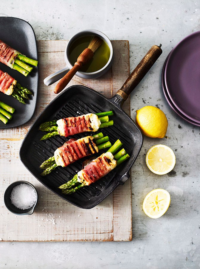 **Asparagus:** In France circa the 1800s, grooms were served up three plates of asparagus before consummating their marriage. The spears help produce histamine in the body (which aids in the ability to reach orgasm). Sooo… asparagus for dinner?