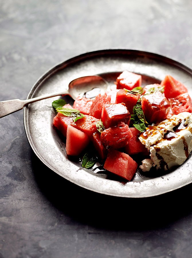 **Watermelon:** Yay! We love it when yummy foods we already like eating turn out to have sweet benefits. A study by the Texas A&M Fruit and Vegetable Improvement Center found that watermelon is made up of vital nutrients that can deliver Viagra-like effects to the body's blood vessels. Laters, Viagra...