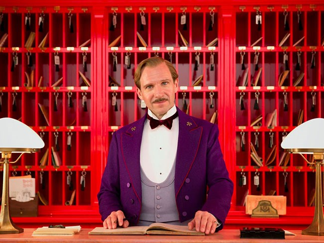 """*The Grand Budapest Hotel*: Wes Anderson's super sweet flick was filmed on location in Germany, but the hotel itself was parts of several places. The atrium of the huge Jugendstil department store served as the hotel lobby, and for the wide shots a miniature model was used. The hotel design was inspired by the [Grandhotel Gellert](http://danubiushotels.com/our-hotels-budapest/danubius-hotel-gellert