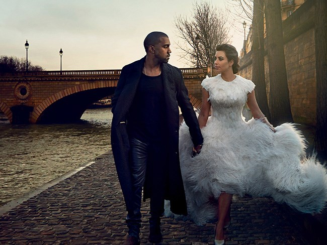 Everything we know about Kim's dress
