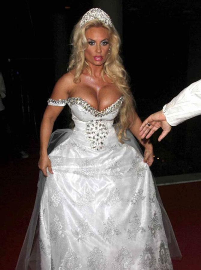 Style Russian Bride Revealing 102