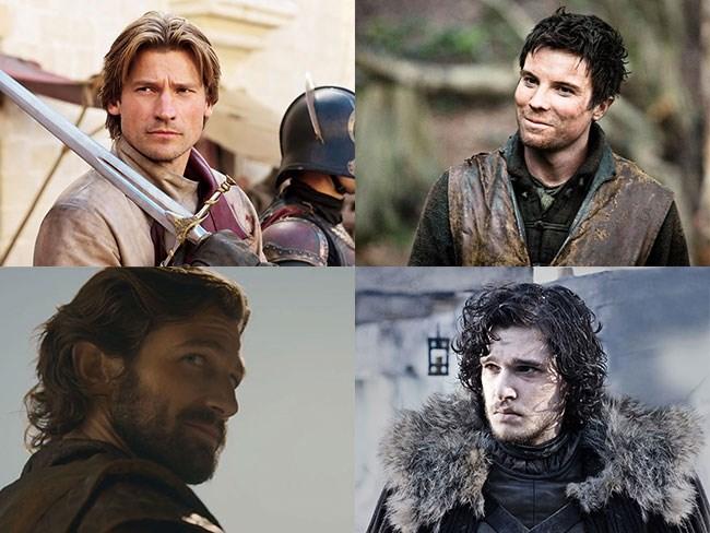 Game of Thrones sexiest men