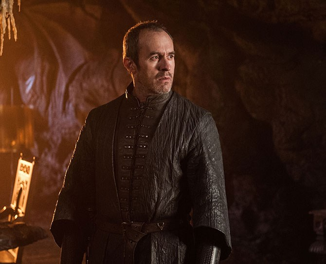 **23. Stannis Baratheon** – Has his mistress and right-hand man do all his dirty work (or, work in general).