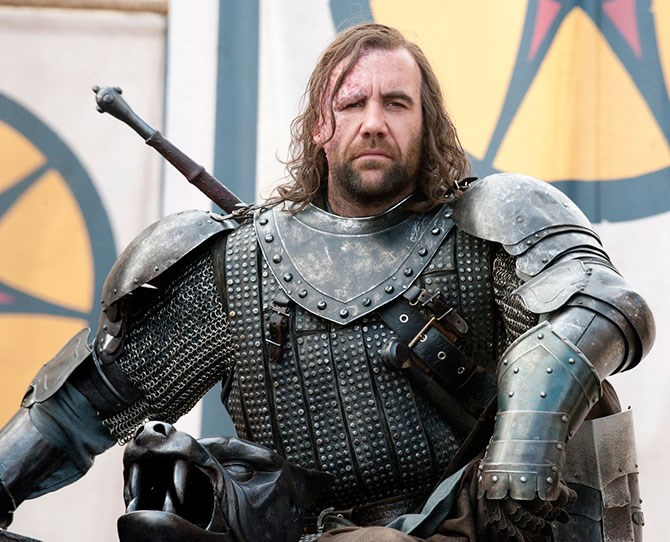 **20. The Hound** – Makes a kick-ass travelling partner, but has led too tortured a life to feel any real feels.