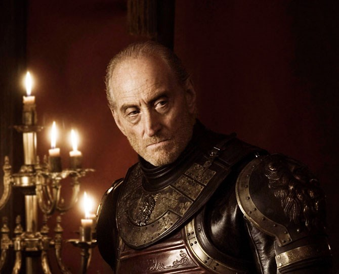 **19. Tywin Lannister** – Great for gold diggers, except that he will probably live forever.