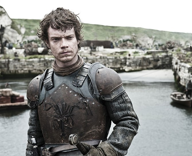 **17. Theon Greyjoy AKA Reek** – Had husband potential until he betrayed the Stark family and lost his balls (literally).