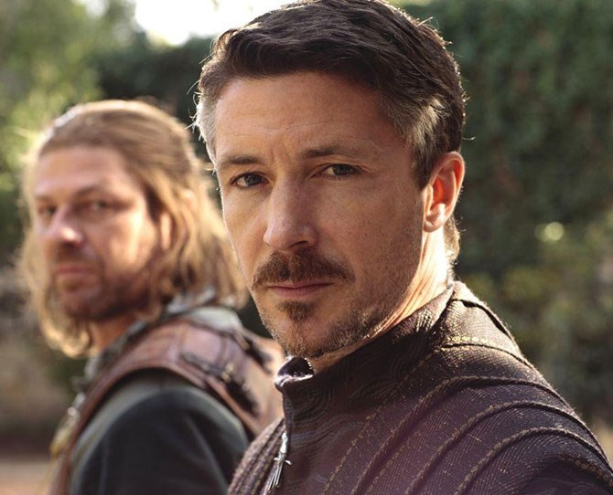 **14. Petyr Baelish AKA Littlefinger** – Never quite sure what he's thinking, but the sexy amount of power he holds keeps things interesting.