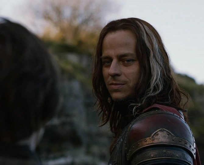 **7. Jaqen H'ghar** – Would literally kill for you. Also, sexy eyes.