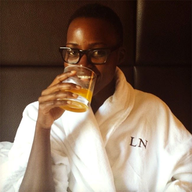 Photographic proof Lupita is the *definition* of flawless.