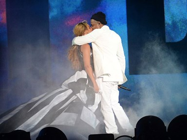 Bey and Jay's secret wedding video