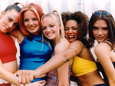 20 years of the Spice Girls