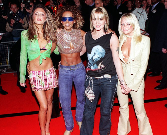 After Geri announced she was leaving the group, their success was steady but nowhere near the stellar heights they'd reach years earlier. The girls began an indefinite hiatus to concentrate on their solo careers, but made a point of noting they hadn't officially 'split'.