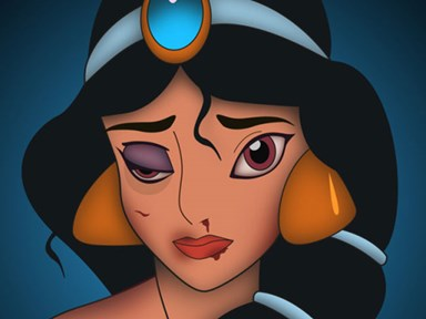 Disney does domestic violence