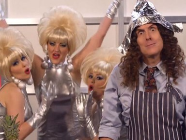 Weird Al parodies Lorde