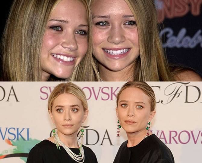 Brows aren't always twins - in that they don't always boast equal thickness - but we can all agree that MK & A transformed theirs into some incredible twinsets. Brow down to this powerful duo.