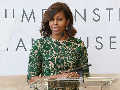 Michelle Obama got fat-shamed on live TV