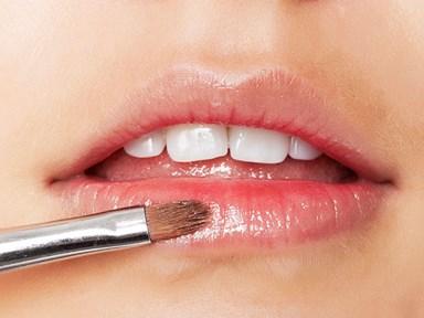 63 lipsticks on one set of lips