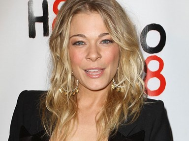 LeAnn Rimes makes rape joke