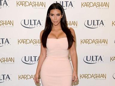 Kim Kardashian West on how she does body confidence