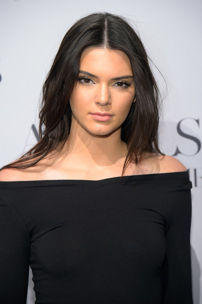 **Kendall Jenner** Picture perfect.