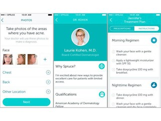 Got acne? There's officially an App for that