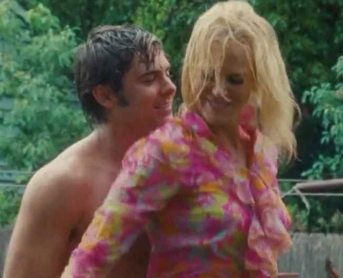 """I was nervous because I've been in love with her since I can remember. It was very surreal for me."" — [**Zac Efron**](http://www.vulture.com/2013/04/zac-efron-was-nervous-about-his-sex-scene-with-heather-graham.html), on sex scene with Heather Graham in *At Any Price.*"