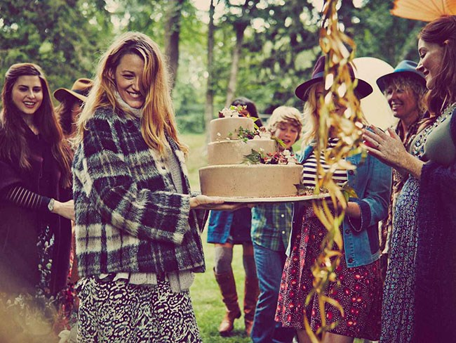 Blake Lively baby shower pictures