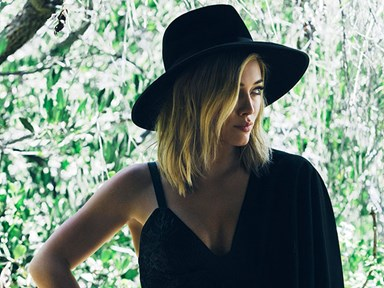 Hilary duff on why you need to be selfish in love
