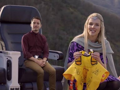 Air New Zealand wins EVERYTHING with their awesome new safety vid