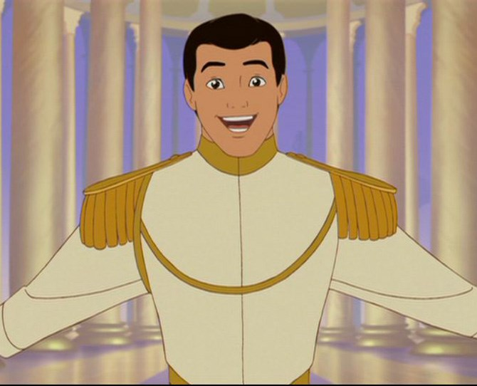 7. Prince Charming – *Cinderella* Hello, his name is CHARMING. Also, he knows how to handle crazy sister-in-laws. Bonus!