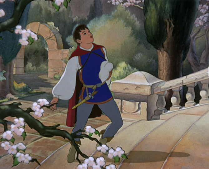 11. The Prince – *Snow White And The Seven Dwarfs* Kicking off our Disney prince list is this nameless guy who saved Snow White – and is totally okay with her living with seven other males. Talk about being ahead of his time!