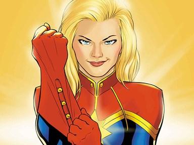 Marvel announces first female-led superhero movie
