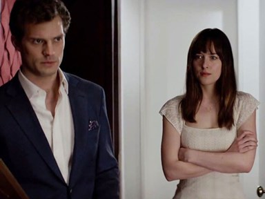 There is a new '50 Shades of Grey' teaser trailer