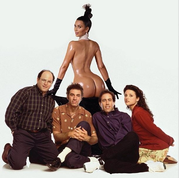"""The rest of the internet reacted in a pretty hilarious way. And we all know you haven't made it until [Seinfeld2000](http://instagram.com/seinfeld2000