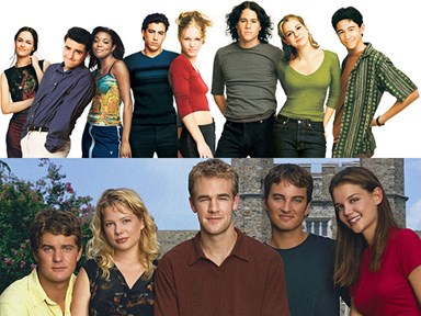 Dawson's Creek AND 10 Things I Hate About You cast reunite