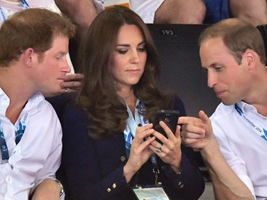 The royals are on Twitter!