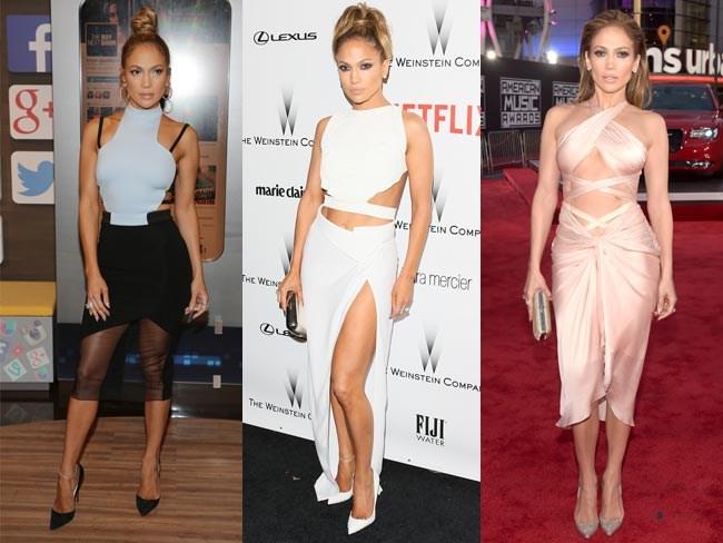Jennifer Lopez hottest looks