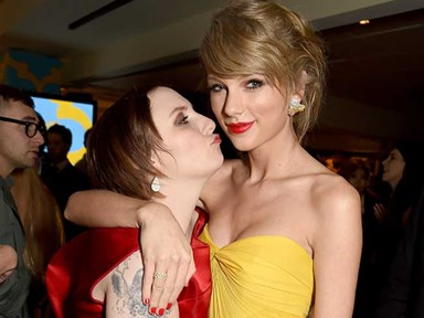 Lena Dunham is spot on with her description of Taylor Swift's feminism