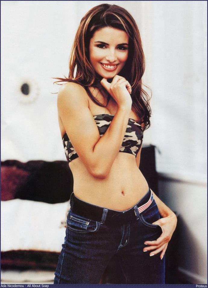 **Katerina Ioannou (Ada Nicodemou), *Heartbreak High*.** Before she was Leah on Home and Away, Ada made us beg our parents to get streaks in our hair. PLEASE, MUM?