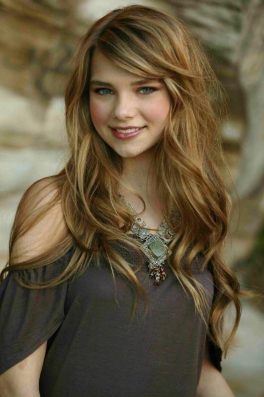 **Matilda Hunter (Indiana Evans), Home and Away.** Sure, she was a bit of a snob at first but how could you not love Matilda? Just stare at her flowing locks for a sec and you'll be convinced.